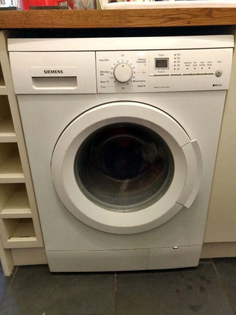 Siemens washing machine. Good condition