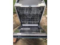 Integrated dishwasher Neff