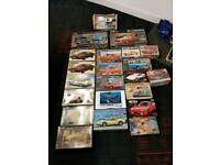Job lot of model kits