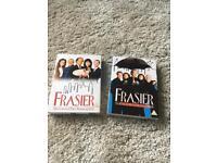 Frasier DVDs