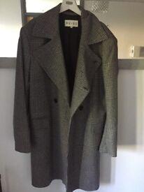 Men's Reiss coat size xxl