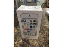 Apple iPhone 5s 16gb unlock new