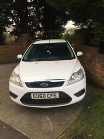 Ford Focus Style TD, 115, 1800, September 2010, Very Good Condition,