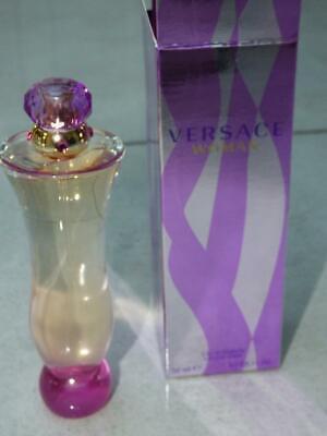 Versace WOMAN Eau De Parfum Natural Spray. 50ml. Full bottle
