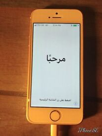 Apple iPhone SE - 16GB - Rose Gold (O2) Smartphone