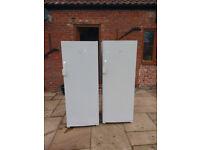 Bosch Fridge & Matching Freezer - 3/4 Height