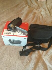 Canon Legria FS307 Digital Video Camera