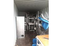 Catering equipment Restaurant stainless steel Tables Clearance