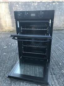 Double Integrated Oven