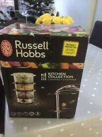 Russell Hobbs compact steamer
