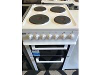 Like new beko electric cooker immaculate!