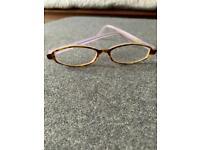 Designer Karen Mullen stylish eye glasses frame