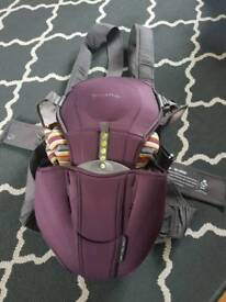 Mamas and Papas Baby Carrier.