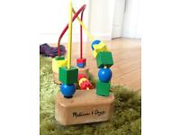 Melissa and Doug table top toy