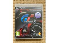 Sony PS3 Gran Turismo 5 (Used, Boxed, Great Condition, With Manual)