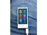 Apple iPod nano 7th Generation ‑ 16 GB ‑
