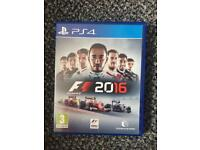 F1 2016 (PS4 Game)