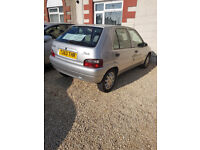 Citroen Saxo 1.4 Auto petrol exclusive limited edition one lady owner from new Low mileage