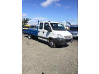 IVECO DAILY 50C18D EXTRA LONG DOUBLE CAB##109K MILES##
