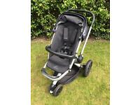 Quinny Buzz Pram in Excellent Used Condition - Godalming £80