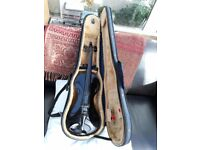 Skyinbow Electric Violin (Pro Model) with pre-amp