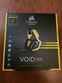 Corsair Void RGB Wireless (like new)