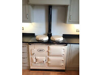 Aga Oil fired FREE TO UPLIFT! IN WORKING ORDER!