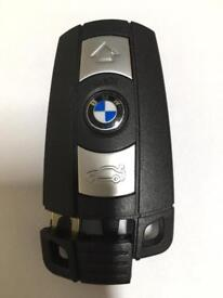 BMW KEY WITH PROGRAMMING E60 E90 E91 E87 E63 E64 E46 E53 E85 E83