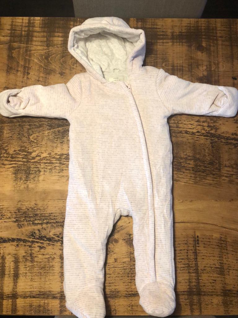 794ef8893ab0 Baby snowsuit 9-12 months