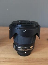 Nikon 20mm 1.8