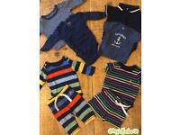 Baby Boy Clothes Bundle 0-3 Months