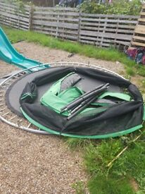 8ft Trampoline need it gone asap!
