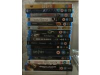 16 Blue-Ray films sold as one bundle good as new
