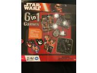 Star Wars 6 in 1 games BRAND NEW