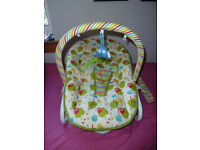 Mothercare Owls Bouncer & Rocker 2-in-1