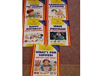 7 x I Can Read Spanish Bilingual Spanish/English Storybooks Children £21