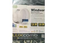 Luccombe Windsor decorative light fitting NEW