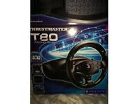 Thrushmaster race wheel
