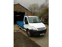 Iveco Daily 50c15 with Hiab 022T Superb Condition , ( vat applicable)