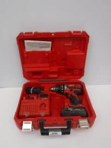 Milwaukee Cordless Drill Set. We Buy and Sell Used Power Tools and Equipment. 115753 CH718404
