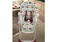 Mamia high chair - pick up only