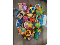 Big baby toy bundle