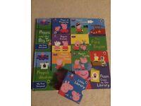 10 Peppa Pig Books