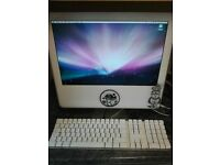 iMac g5 / 1.8ghz / 2gb run / 160gb HD