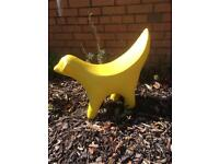 Very heavy stone Lambanana ideal for garden home etc
