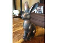 Wooden rabbit Sold