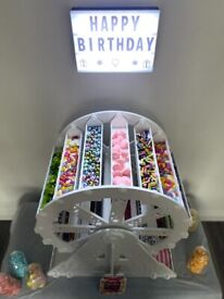 Candy / Sweet Ferris Wheel For HIRE!!!!