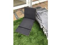 6 cushions for garden recliner chairs