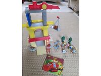 Bob the Builder Pop-up Deluxe Construction Playset