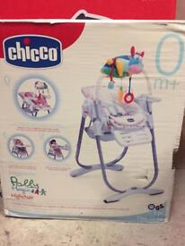 High chair - Chico polly magic